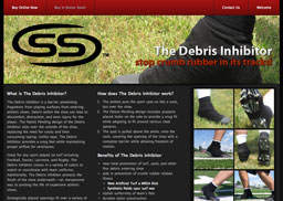The Debris Inhibitor Website